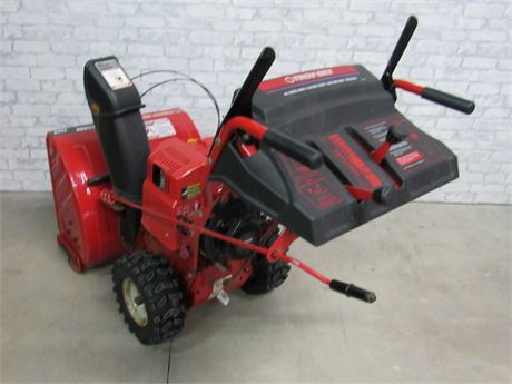 "Troy-bilt Storm 7524 All Wheel 1-Hand Drive 24"" SnowThrower - Electric Start"