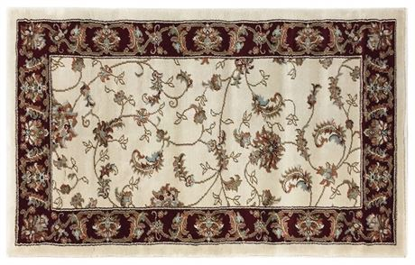 KOHL'S Classique Traditions Floral Area Rug