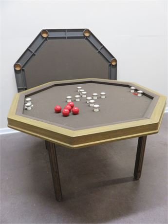 3-in-1 Bumper Pool/Game Table