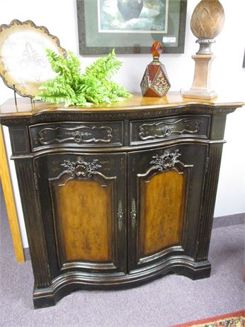 VERY NICE HOOKER CONSOLE CABINET