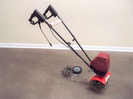 MANTIS COMPACT SIZED ELECTRIC TILLER/CULTIVATOR/EDGER
