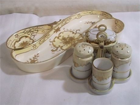 6 PIECE NORITAKE LOT