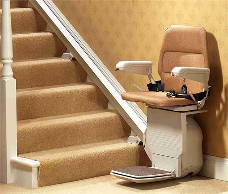 STANNAH Saxon Stairlift Model 420