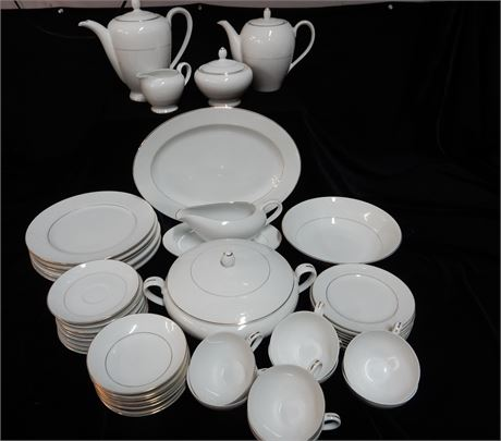 Vintage Touch of Gold Embassy China