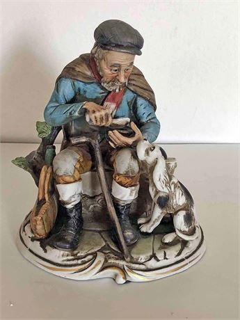 Vintage Napco Figurine