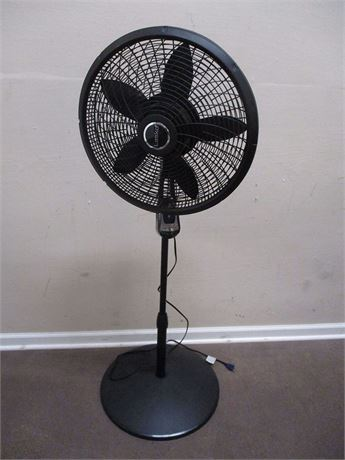 LASKO OSCILLATING STAND FAN WITH REMOTE