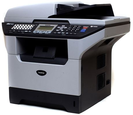 BROTHER MFC-8860DN Multifunction Laser Printer