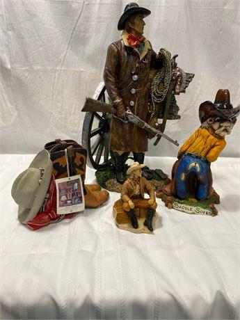 Daniel R. Monfort original sculptures