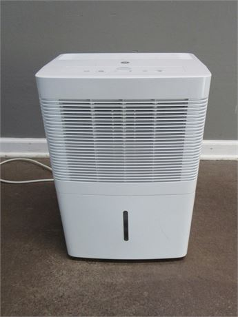 GE 30 Pint Dehumidifier on Casters