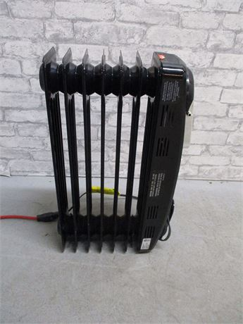 HONEYWELL ELECTRIC RADIATOR HEATER