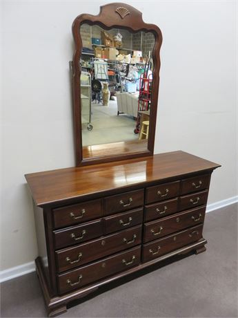 KINCAID Cherry Dresser