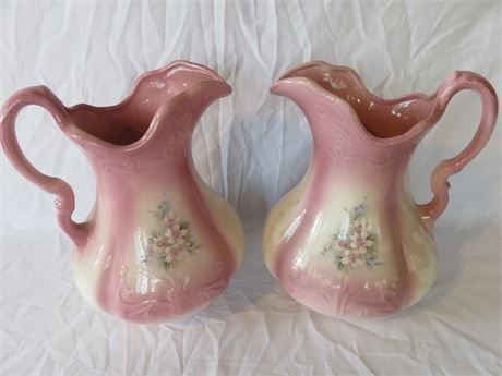 Vintage Ironstone Pitchers