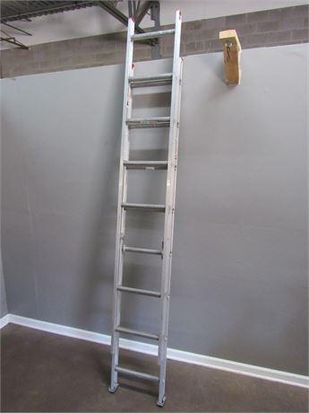 Keller 16' Aluminum Extension Ladder