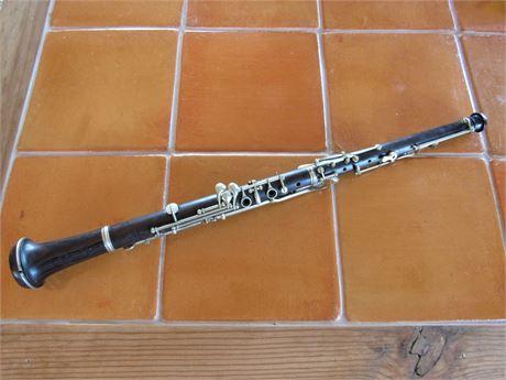Rare Vintage A. Rampone & Cazzani - Milano Brevettato Oboe