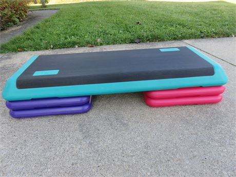 THE STEP Aerobic Platform Trainer
