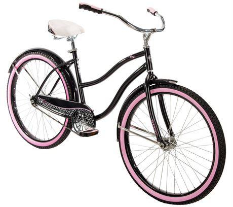 "HUFFY 26"" Cranbrook Women's Cruiser Bicycle"