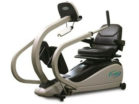 NU-STEP T4 TRS4000 RECUMBENT STAIR STEPPER