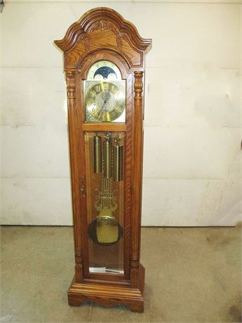 SLIGH GRANDFATHER CLOCK MODEL 0945-1-AB