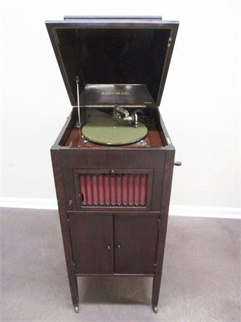 ANTIQUE AEOLIAN VOCALION GRADUOLA PHONOGRAPH STYLE SERIES 400