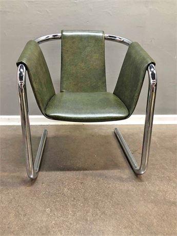 Mid Century Scandinavian Accent Chair