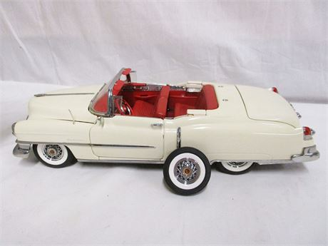 DANBURY MINT 1:16 DIECAST 1953 CADILLAC ELDORADO WITH BOX