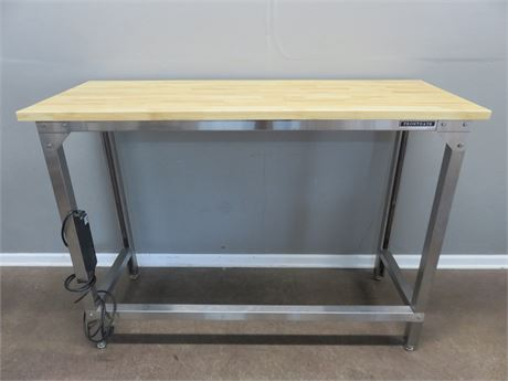 FRONTGATE Extra Tall Workbench