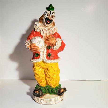 Universal Statuary Corp. Clown 1966