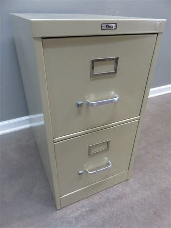FILEX Metal Filing Cabinet