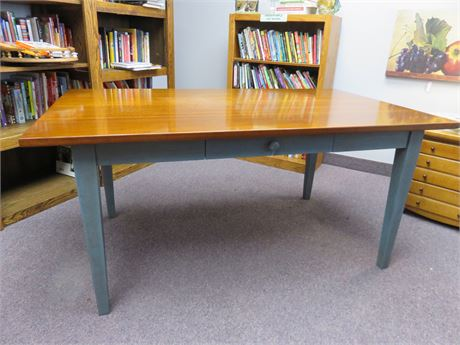 HICKORY CHAIR CO. Vintage Dining Table