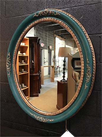 Custom painted Mirror by Mary W