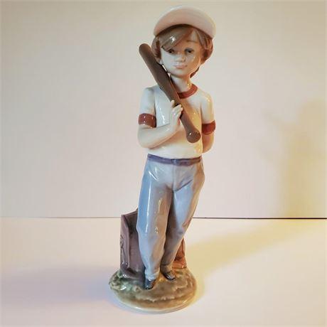 "Lladro Figurine ""Can I Play"" #7610"