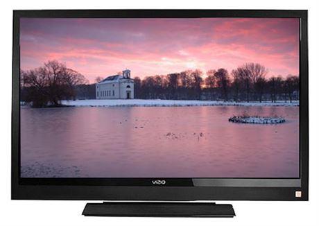 VIZIO 47-inch 1080p 120Hz LCD HDTV