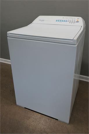 Fischer & Paykel Washing Machine with book