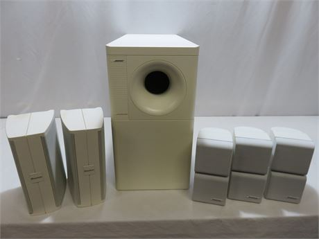 BOSE Acoustimass 7 Home Theater System Lot