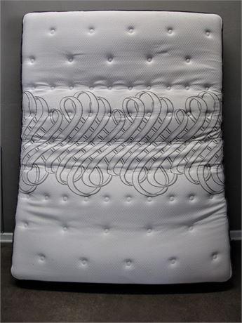 Sealy Posturepedic Diamond Bar Plush Queen box spring and mattress