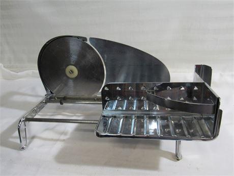 General 420 Stainless Slicing Machine