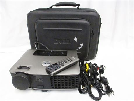 DELL 2400MP DLP PROJECTOR
