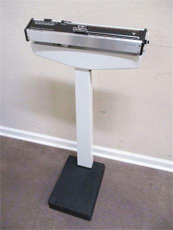 HEALTH-O-METER DOCTOR'S SCALE