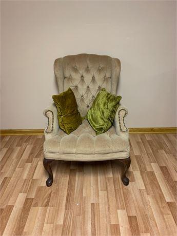 Wingtip Armchair