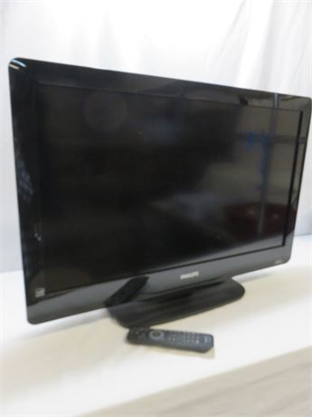 PHILIPS 32-inch LCD TV