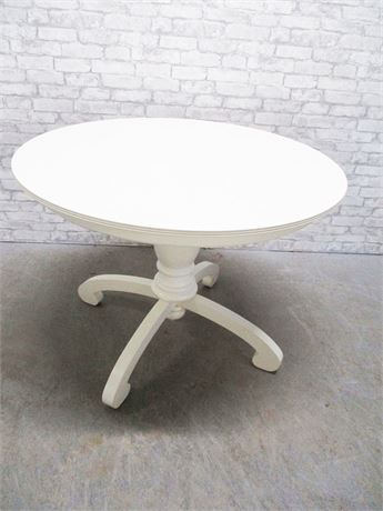 "MAIN COTTAGE ""DELLA"" PEDESTAL DINING TABLE"