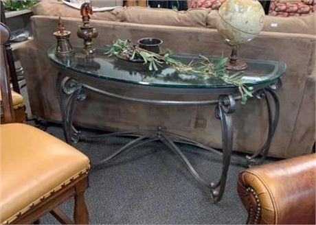 Moon Shape Sofa Table