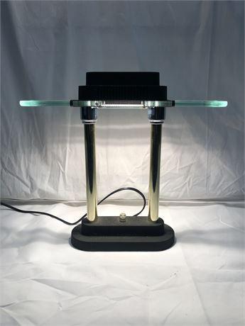 Vintage Halogen Desk Lamp