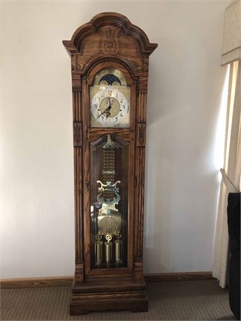 Sligh Grandfather Clock