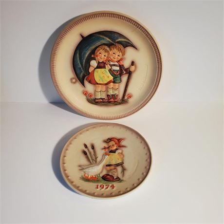 Goebel Hummel Plates