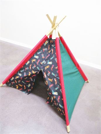 FUN TEEPEE PLAYHOUSE