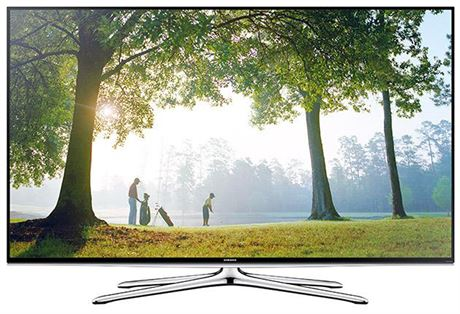 "SAMSUNG 50"" 1080p LED HDTV with Remote"