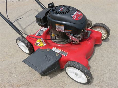 MTD Yard Machines Lawn Mower