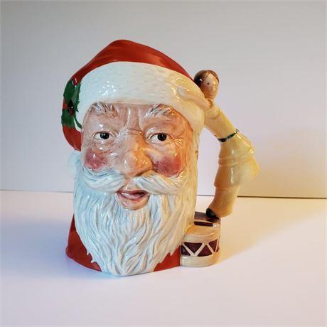 Royal Doulton Santa Large Toby Mug #D6668