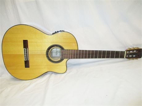 CORDOBA GK STUDIO ACOUSTIC-ELECTRIC FLAMENCO GUITAR